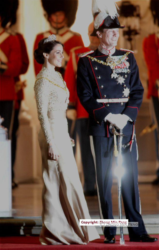 H.K.H. Prinsesse Marie, H.K.H. Prins Joachim