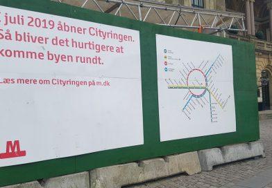 City med Centrum og Cirkel
