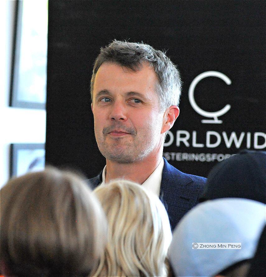 Kronprinsen af Danmark