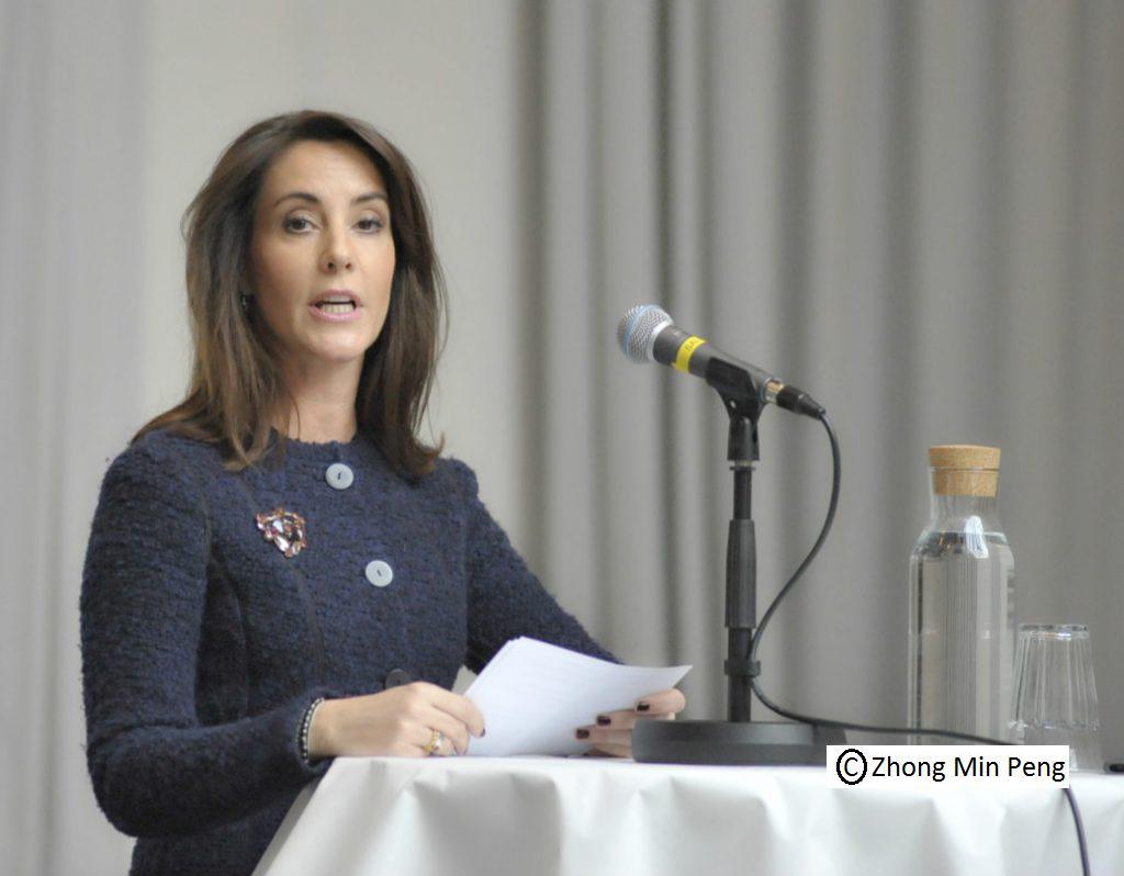 Prinsesse Marie udtaler sig om UNESCO