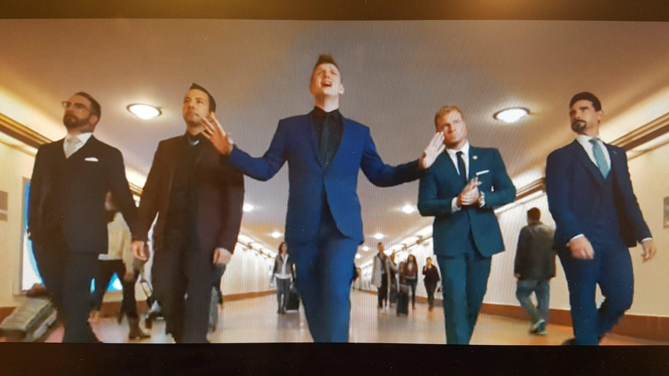 En Harmoni fra Backstreet Boys