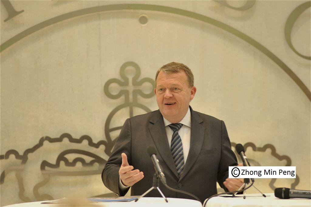 Tidligere Statsminister Lars Loekke Rasmussen