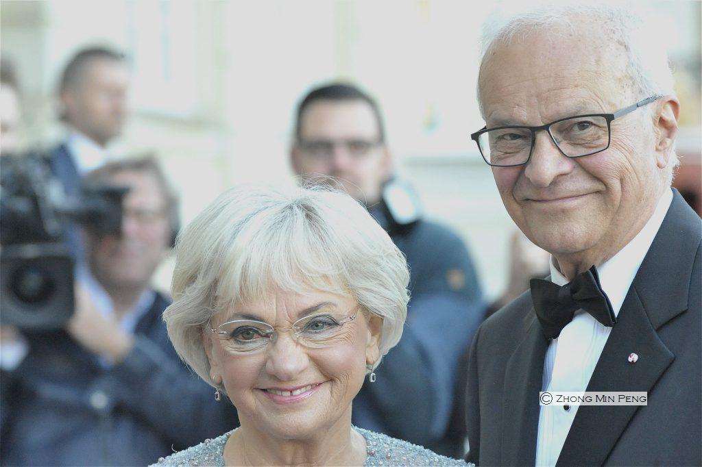 Formand for Folketinget Pia Kjaersgaard