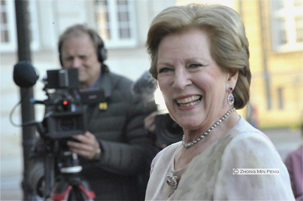 Hendes Majestaet Dronning Anne-Marie af Graekenland