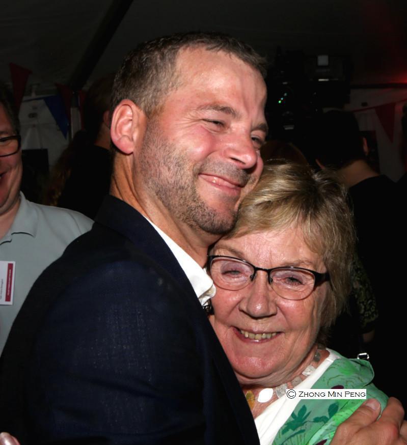 Radikale Morten Oestergaard moedes tidligere kulturminister