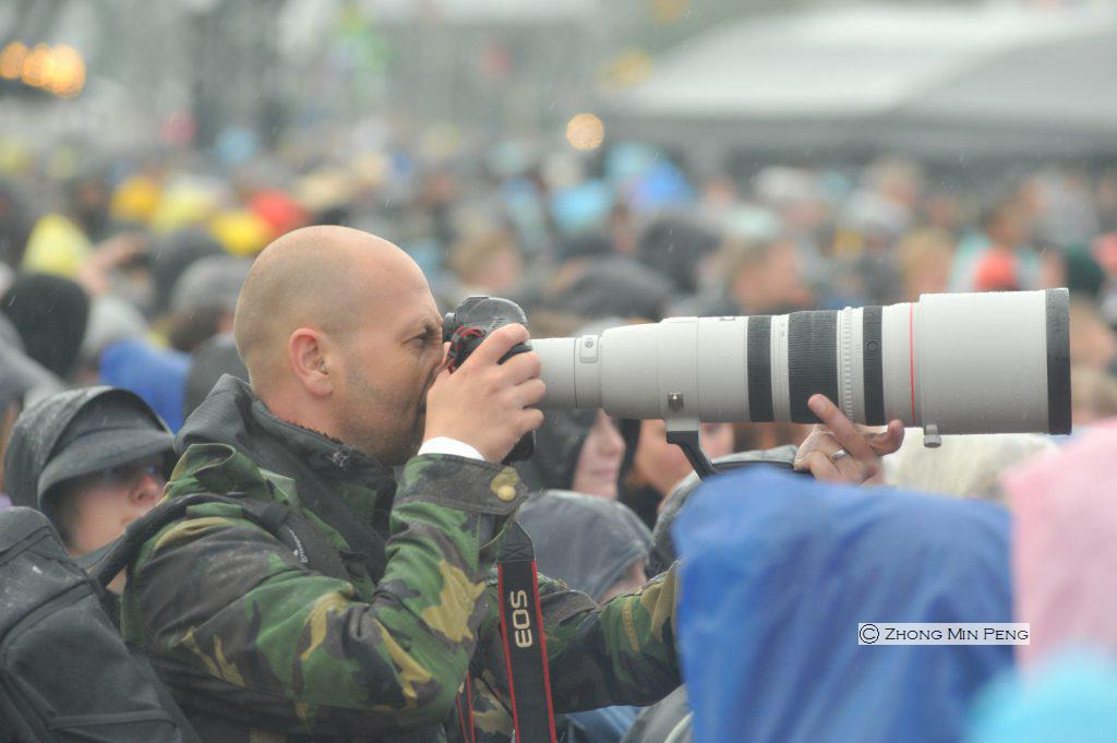 PresseFokus til Roskilde festival