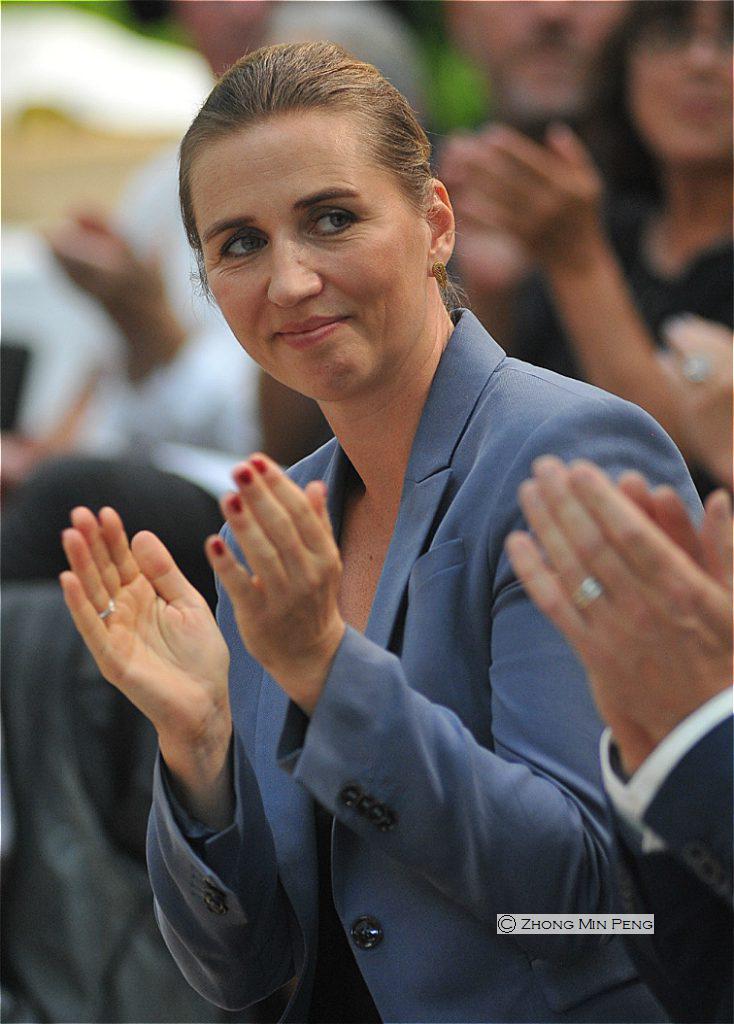 Statsministeren Mette Frederiksen