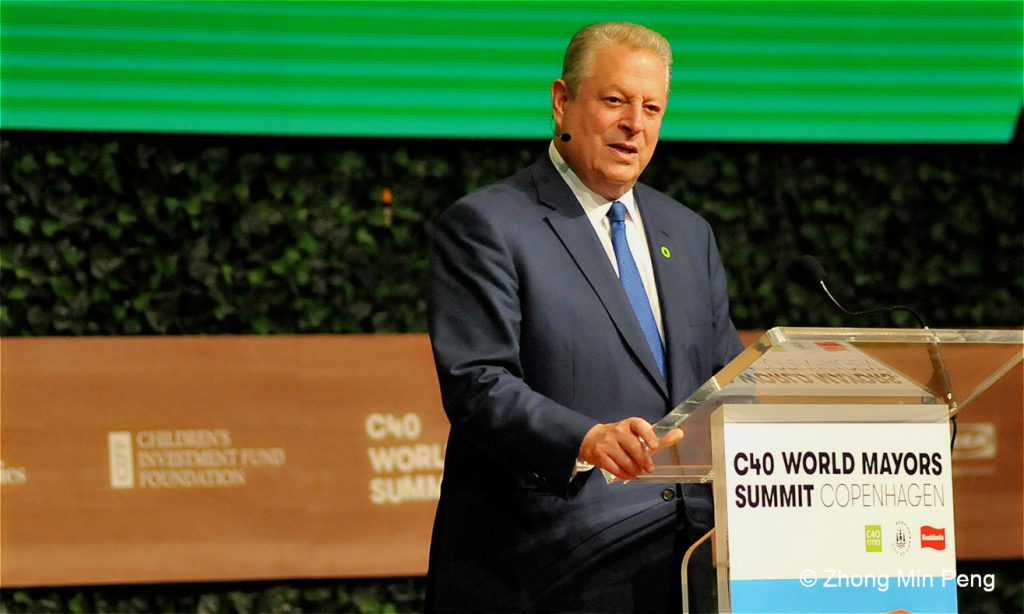 3 Al Gore Former Vice President of the United States of America