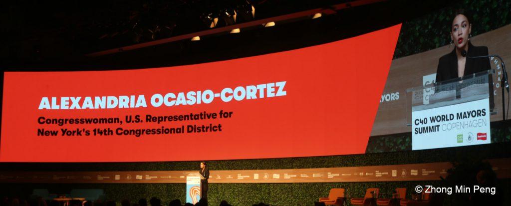 4 Alexandria Ocasio-Cortez U.S. Representative for New York's 14th Congressional District
