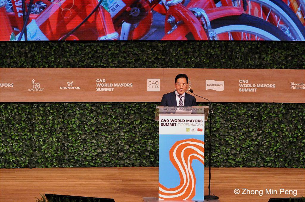 6 Chen Weiqiang Deputy Mayor of Hangzhou