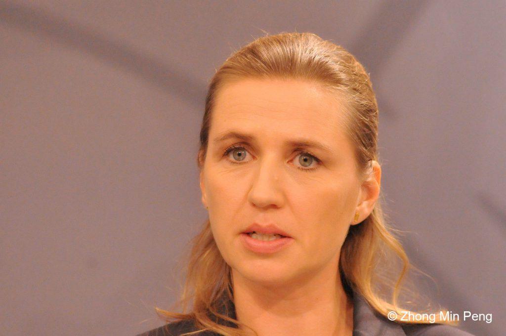 7 Mette Frederiksen Prime Minister of Denmark