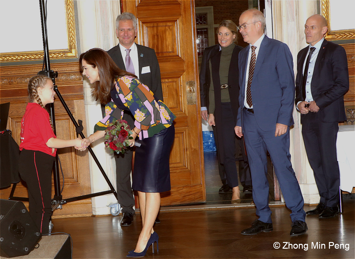 Crownprincess Mary of Denmark