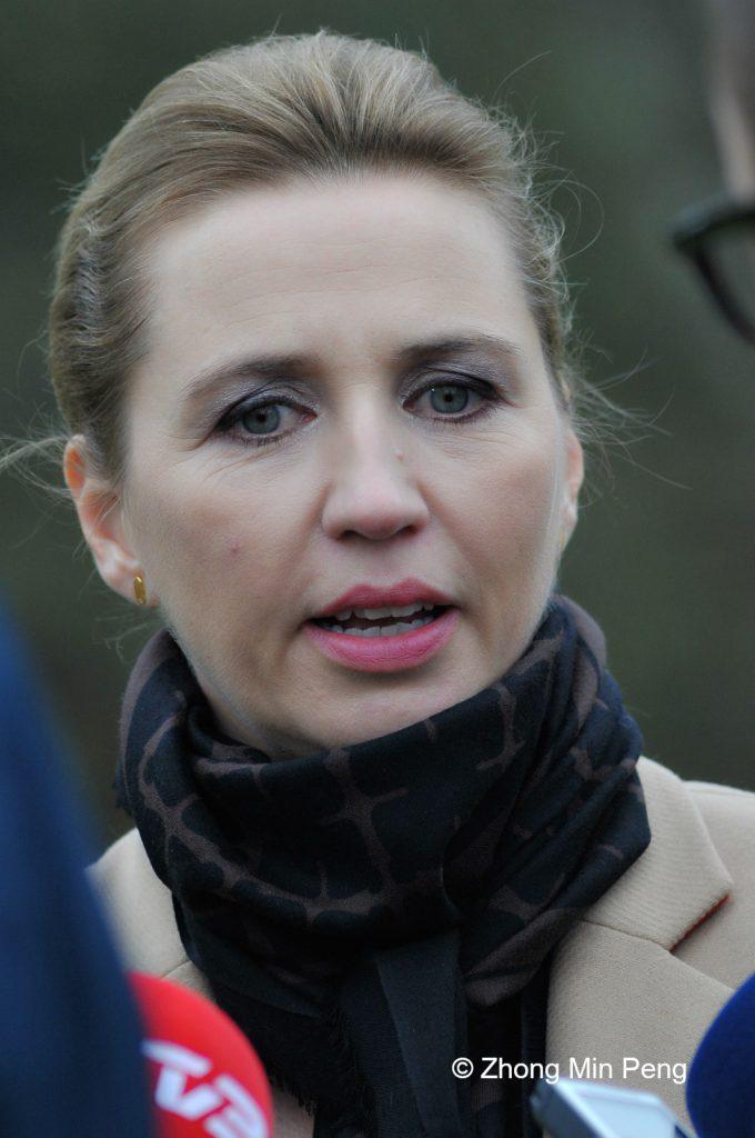 Statsminister Mette Frederiksen
