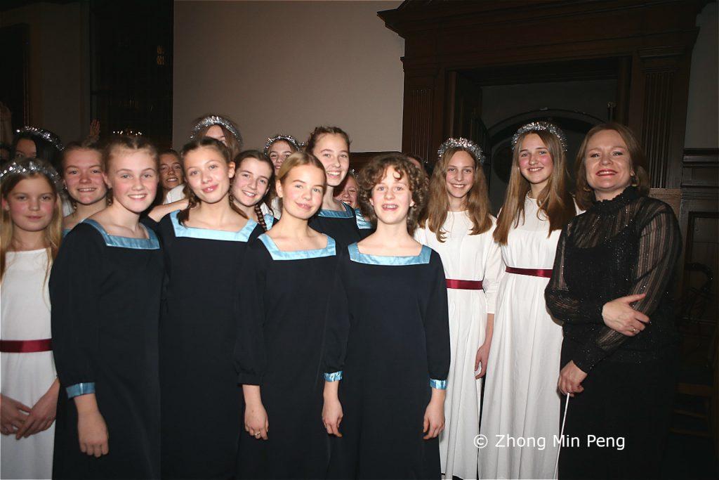 Deler af Sankt Annae Pigekor