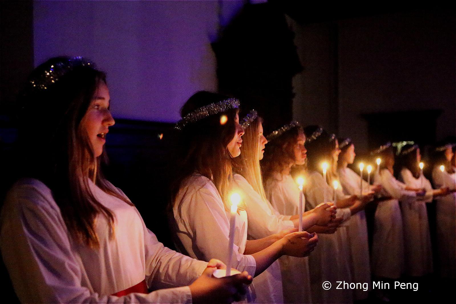 En Julekoncert med Sankt Annæ Pigekor