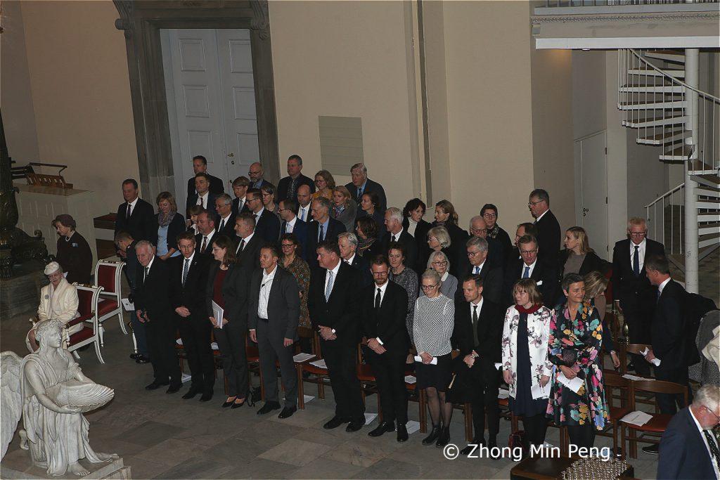 Danske politikere deltog i hundrede aars genforenings begivenheden.
