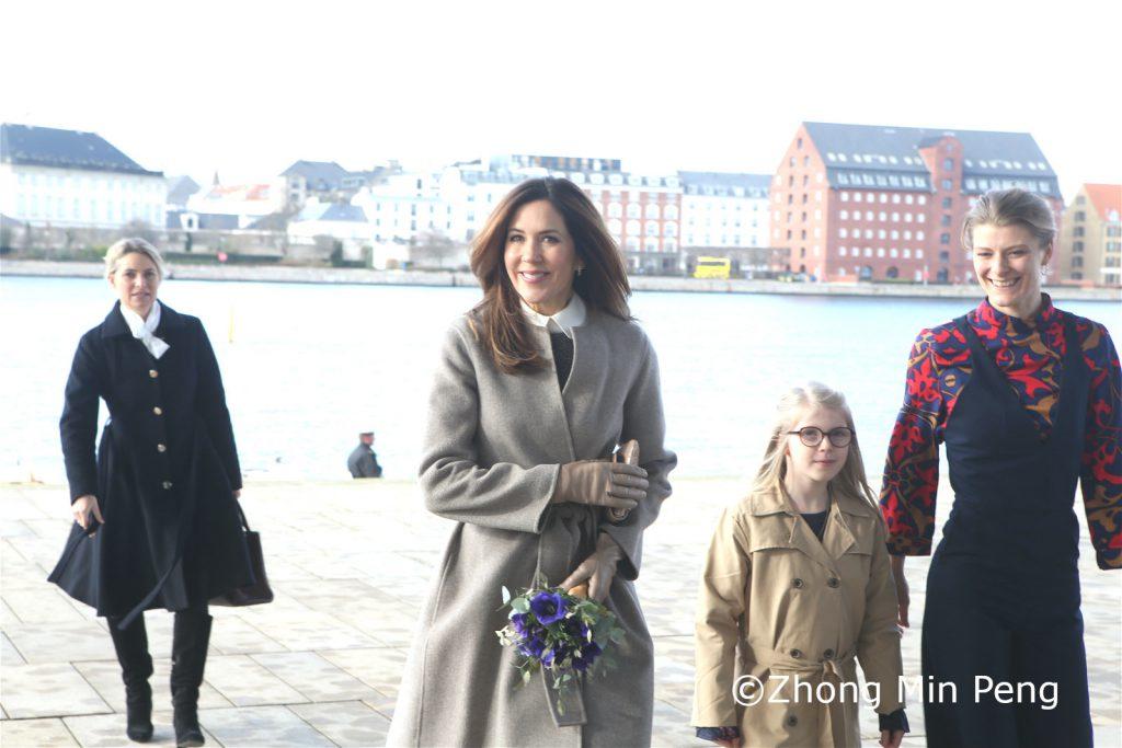 Kronprinsessen uddelte torsdag den 27. februar 2020 Uddannelses- og Forskningsministeriets EliteForsk-priser i Operaen, Kobenhavn.