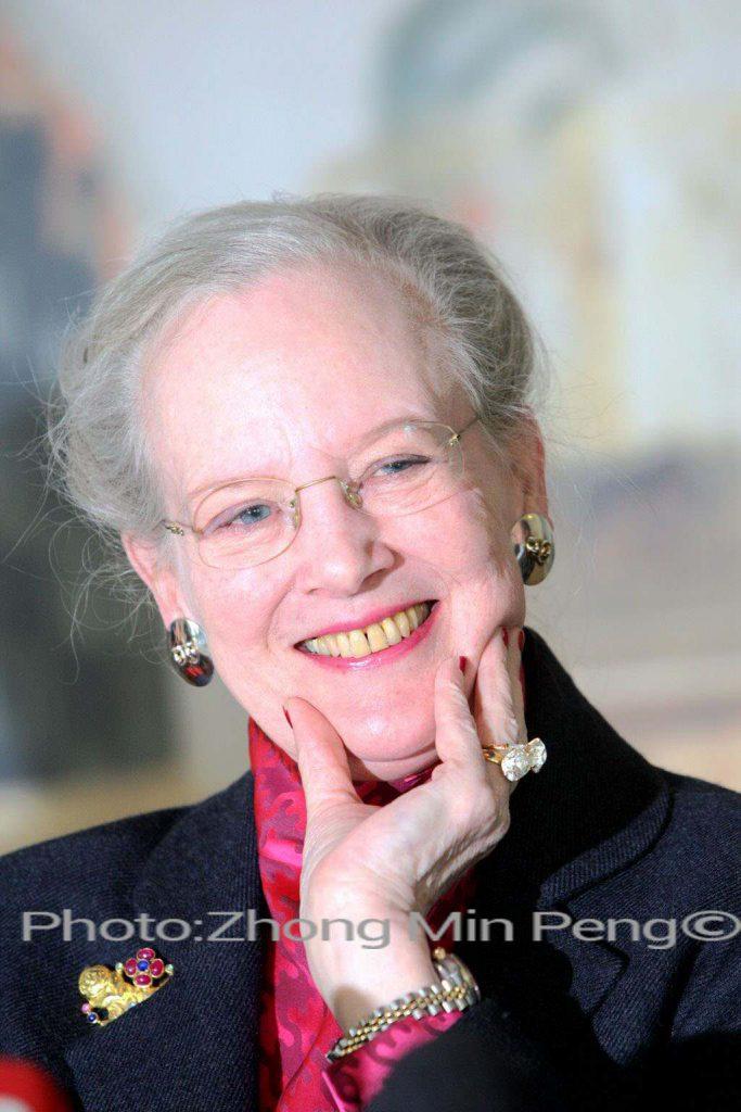 H. M. Dronningen