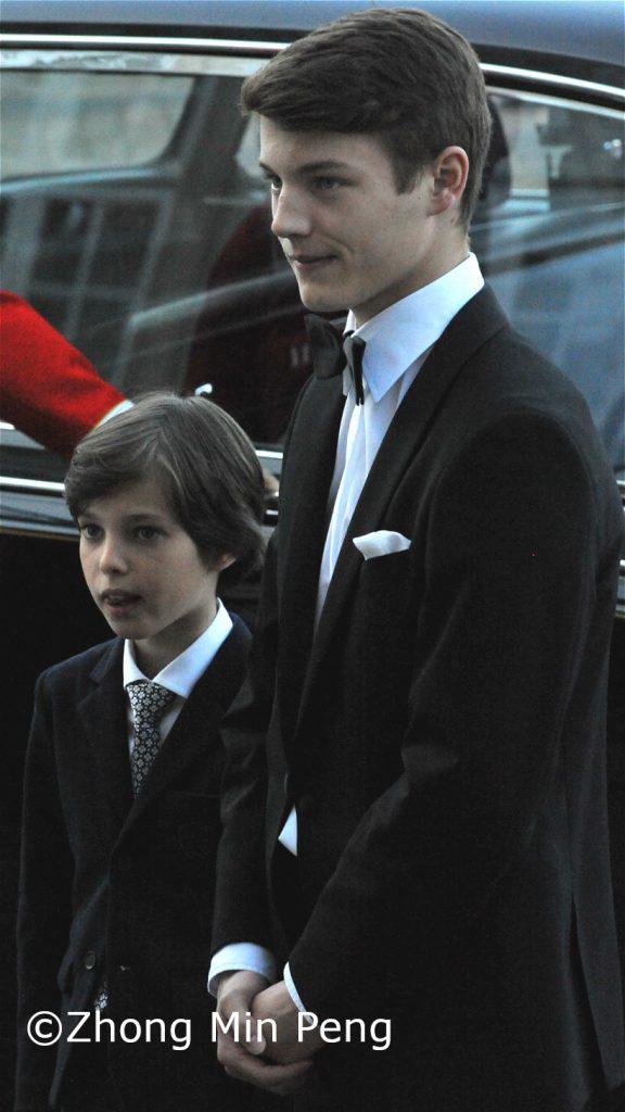 Prins Henrik og Prins Felix