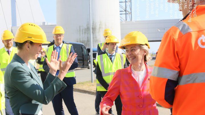 EU-Kommissionsformand Ursula von der Leyen